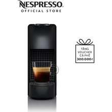 NESPRESSO [Trả góp 0%]Máy pha cà phê Essenza Mini - Đen