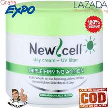 SALE Purbasari New Cell Day Cream 35gr Krim Pagi / Siang