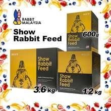 Beh & Yo Free Shipping Show Rabbit Feed 3.6Kg Dedak Makanan Arnab