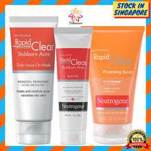 Buy Authentic Neutrogena Acne Treatment Products In Sg August
