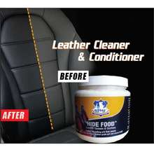 Otter Leather Moisturizer Conditional Bag Sofa Car Seat Dashboard Conditional Hide Food Natural Tanners Curriers