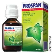 PROSPAN Cough Syrup 100 Ml/ 200Ml