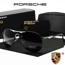 fddc524fa4 Porsche Design PORSCHE Men Anti UV400 Polarized Sunglasses