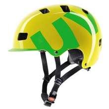 UVEX หมวกจักรยาน Helmet Hlmt 5 Pro Yellow Green Size 58-61
