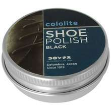 COLOLITE shoe polish black
