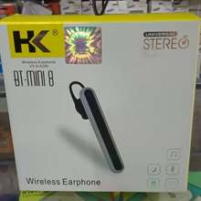HK Headset Bluetooth Handsfree Bluetooth Wireless Earphone Mini8