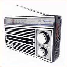 Panasonic Radio Portable RF-5270 Klasik, Vintage, Jadul Garansi Resmi