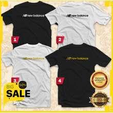 New Balance T-Shirt Men Women Unisex Casual Sport Tee Streetwear - S85 Idean