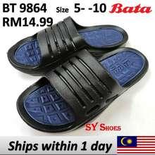Bata *Offer* Bt 8864 Original (5-10) Men Eva Slippers / Casual Sandals