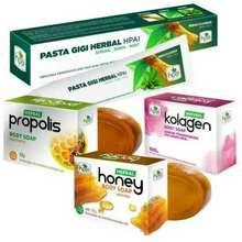 SALE HPAI Body Care - 1 set isi Pasta Gigi dan Sabun