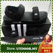 adidas Adilette Sandal 2020 Women Beach Shoes Men Sandals Summer Lightweight Sandals 35-44