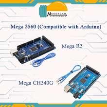 Arduino Mega 2560 R3 Motherboard (Blue)