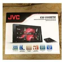 Jvc Kw-V440Btm Monitor With Dvd Receiver