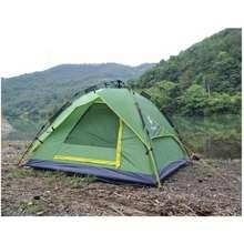Chanodug Tenda Tent Automatic Camping Kemping Dome Outdoor 4 Orang FX 2001