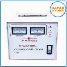 SALE Matsunaga SVC 3000 N Stabilizer Voltage 3000 VA