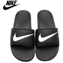 Nike Lifestyle. Sandals Benassi Men And Women Slide Sandals. Ready Stock.