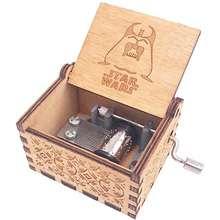 Star Wars Music Box Kotak Musik