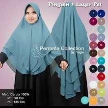 Khimar Hijab Original Model Terbaru Harga Online Di Indonesia