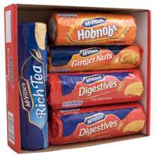 McVitie's 🇬🇧 Biscuits Selection Snacks Cookies Groceries Biskut Mcvities Digestive
