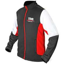 TDR Softshell Jaket Motor Jaket Riding Jaket Outdoor Windproff Softshell Racing Original