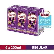 Ribena Combi - Regular (200Ml X 6 Packs)