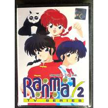 ANIME Ranma 1/2 乱马 DVD Complete TV Series (Volume 1-161 End)(8x DVDs)(English Subtitle)