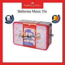 Faber-Castell Connector Pen Music Box - Faber Castell (Spidol Warna)