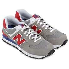 New Balance 574 original hitam hijau   abu merah ee47141e61