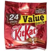 Kit Kat Kitkat 24Pcs Value Pack 408G
