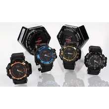 S-Shock Double Time Watch By G-Shock Sporty F0289@