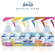 Febreze With Ambi Pur Fabric Refresher 370Ml (Febreeze Odor Eliminator Fabric Spray For Unwashables)