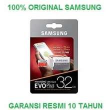 −40 % Samsung Micro SD 32GB Class 10 Evo Plus Original 100%