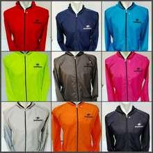Shimano Jaket sepeda shimano parasut/jaket sauna/jaket olahraga/jaket jogging - abu tua, L