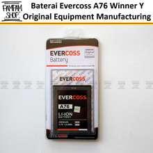 Winner Baterai Handphone Cross Evercoss A76 Y Original Double Power | Batrai, Batre, A