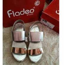 fladeo Sz 36 sandal wanita LDT2311HISLV MERK fe7fa16df5