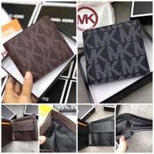 Michael Kors Mk Bifold Wallet For Men