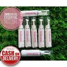 Immortal Dodot Store - Pemerah Bibir Permanen Alami Essential Intense Pink Lip Original BPOM - Pemerah