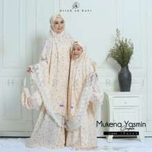 Arrafi Mukena Yasmin Mom And Kids By