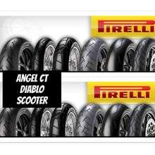 Pirelli Tires For Sale Angel City / Diablo / Angel Scooter