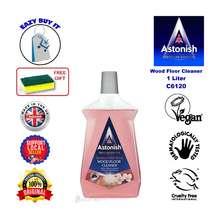 Astonish Premium Edition Jasmine & Wild Berry Wood Floor Cleaner C6120Pe 1 Liter