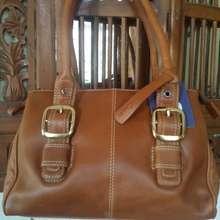 clarks (Sold) Tignanello Handbag