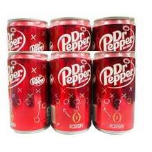 1a0df17406e Dr. Pepper Soda 7.5oz x 6 cans