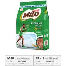 Milo Australian Recipe Powder Refill