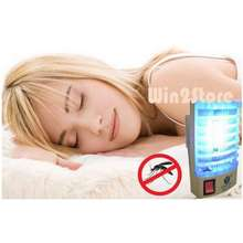 Daiso Portable Electron Out Mosquito Killer Led Night Lamp