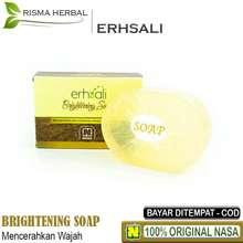 SALE NASA HERBAL ERHSALI - Atasi Kulit Kusam - Ershali Brightening Soap - Original NASA