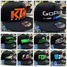 ktm Topi Racing Motor Topi Go Pro Airoh