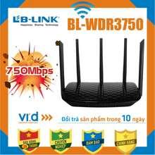 LB-LINK [Big Sale].Bộ Phát Sóng Wifi Xuyên Tường 11Ac 750Mbps Bl-Wdr3750 - Sản Phẩm Chính Hãng - Bảo Hành 24 Tháng