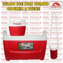 Coleman Igloo Ice Box Combo Cooler 3 In 1