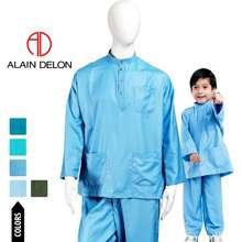 ALAIN DELON Regular Fit Baju Melayu - 19020001A (1/3)