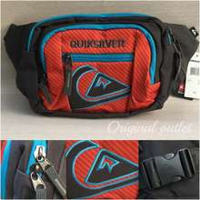 Quiksilver waist bag tas pinggang pria original f4ef72e3be
